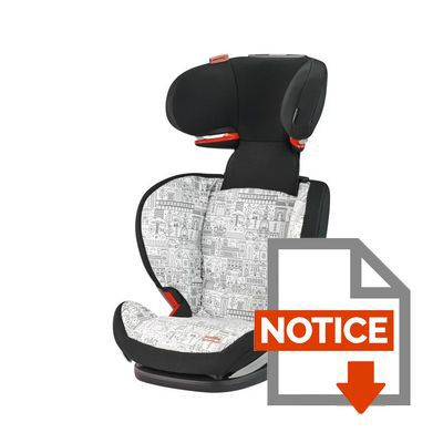 bebe confort si ge auto groupe 2 3 rodifix airprotect isofix celebration achat vente si ge. Black Bedroom Furniture Sets. Home Design Ideas