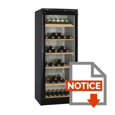 haier jc398ga cave vin de vieillissement 174 bouteilles pose libre classe a l 66 5 x. Black Bedroom Furniture Sets. Home Design Ideas