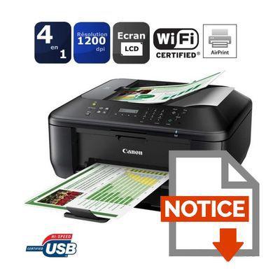 Mode d'emploi CANON I-SENSYS LBP7210CDN - imprimante laser ...