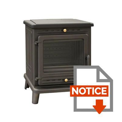 invicta valmis 8kw po le bois 100 fonte flamme verte achat vente po le insert. Black Bedroom Furniture Sets. Home Design Ideas