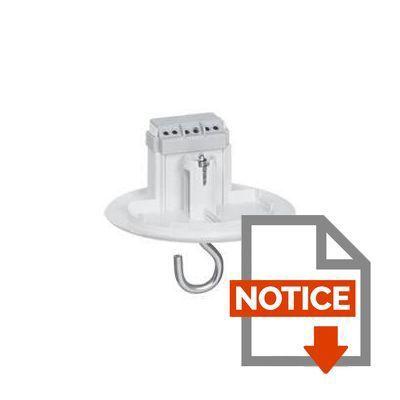 legrand couvercle remplacement prise luminaire achat vente goulotte cache fil cdiscount. Black Bedroom Furniture Sets. Home Design Ideas