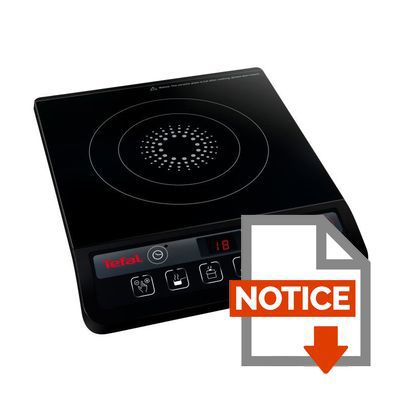 Tefal plaque induction ih201812 achat vente plaque posable cdiscount - Fonctionnement plaque a induction ...