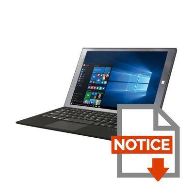 polaroid pc portable 2 en 1 pro series clavier ord ordinateurpascher. Black Bedroom Furniture Sets. Home Design Ideas