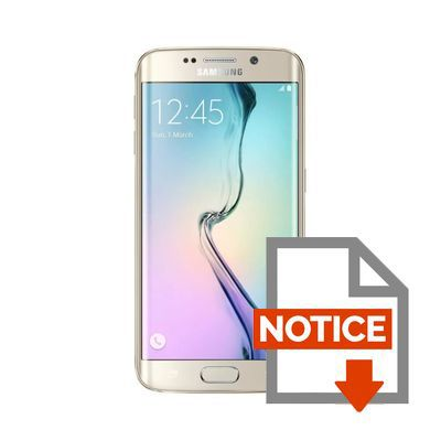 samsung galaxy s6 edge 32 go or achat smartphone pas. Black Bedroom Furniture Sets. Home Design Ideas