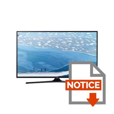 samsung ue55ku6000kxzf smart tv led uhd 4k 138cm t l viseur led avis et prix pas cher. Black Bedroom Furniture Sets. Home Design Ideas