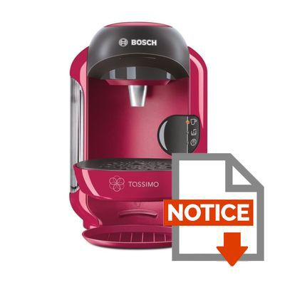bosch tassimo vivy tas1251 rose achat vente machine caf cdiscount. Black Bedroom Furniture Sets. Home Design Ideas