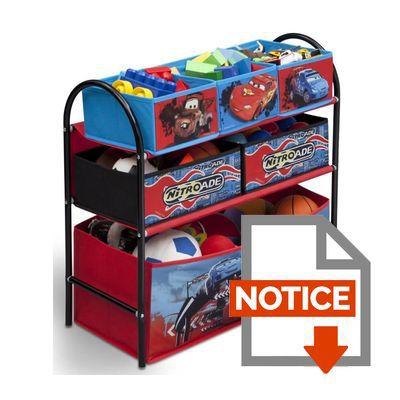 mode duemploi cars meuble de rangement enfant jouets bacs with meuble rangement jouets. Black Bedroom Furniture Sets. Home Design Ideas