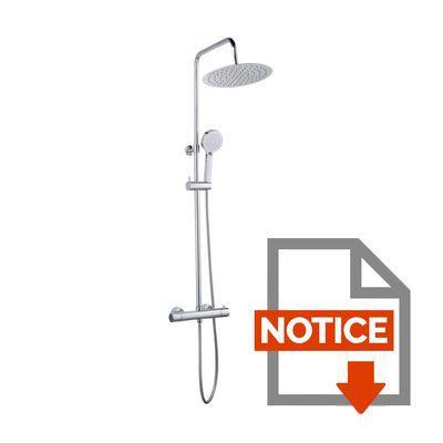 notice colonne de douche