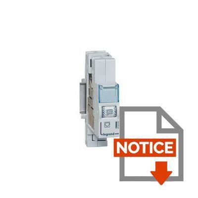 legrand module de brassage rj45 pour coffret multim dia optimum achat vente panneau de