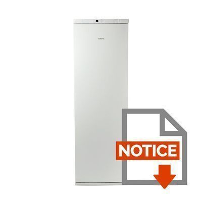 Congelateur Armoire Valberg Uf Nf 259 A W625c Electro Depot
