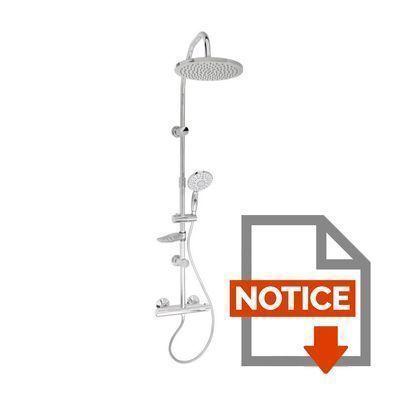 colonne de douche rousseau avis