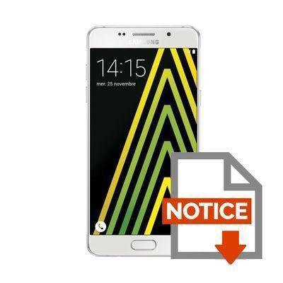 Mode Demploi Samsung Galaxy A5 Blanc 2016