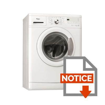 whirlpool awod2920 lave linge frontal 9kg 1200 tours a